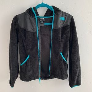 The North Face Oso Fleece Zip Up Jacket M